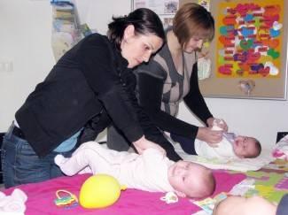 Baby fitness: Vježbe značajne za budući razvoj djece