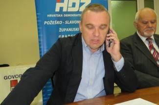 Neferović nazvao Dasovića: ¨Je li Zdravko Ronko imenovan novim načelnikom policije?¨