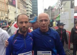 Četvorica Požežana istrčala Zagrebački maraton