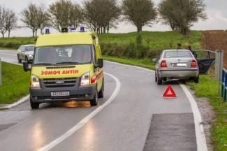 U sudaru Škode i Opela ozlijeđena 34-godišnjakinja