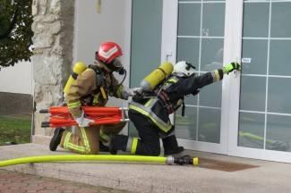 Intervencije vatrogasaca, HGSS-a Požega i Izvanbolničke hitne pomoći