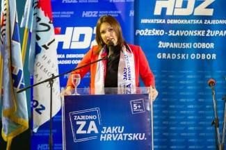 Postaje li Antonija Jozić zamjenica ministra u novoj Vladi