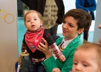 Pleternica: Prijem beba kod gradonačelnice
