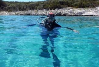 Ronioci s diplomom: ¨Nema tu straha, osjećaj slobode pod vodom je odličan, nešto potpuno drukčije¨