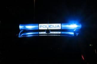 Vozio s 1,56 promila pa se trijeznio u policiji