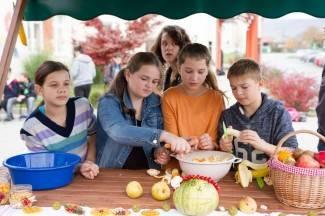Kušali pekmeze od šipka, pravili voćne salate i kruh od bundeva: ¨Smokve su nam najbolje¨ (VIDEO)