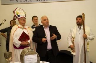 Pleternica: Krštenje mošta u Vinariji Markota