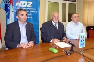 Šolić i gradski HDZ: U Požegi smo dotukli Zdravka Ronka, najjača smo stranka