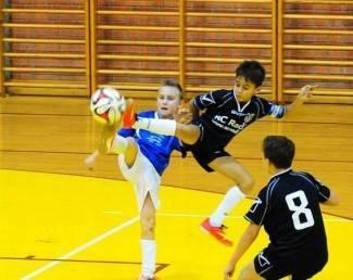 Čak 300 polaznika: Igrajući nogomet nestaju razlike među djecom