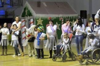 Advent u Pleternici: Mažoretkinje predstavile koreografije, najfotku snimio Tomislav Turčan
