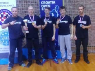 Sezonu završili s četiri medalje; Kapetanović najbolji u Full Contactu