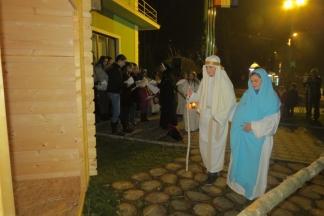 Pleterničani uprizorili žive jaslice; upaljena i četvrta adventska svijeća (FOTO)