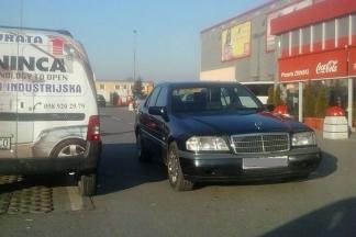 Nema slobodnog parkinga? Ma tko to kaže?!