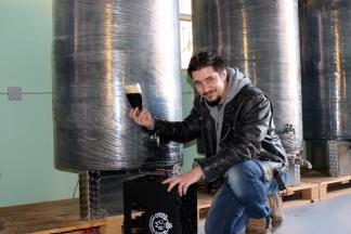 ¨Uskoro točimo prvo požeško crno craft pivo, a na proljeće širim proizvodnju Slawonera¨