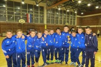 Mladi nogometaši Slavonije prvog dana upisali četiri pobjede zaredom