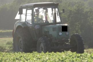 Iz dvorišta mu ukrali traktor, radne strojeve i alat; šteta nekoliko desetaka tisuća kuna