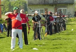 Pakrac: Streličarski turnir FITA Star