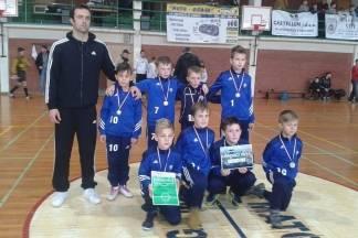 Pioniri Slavonije treći u Vinkovcima: U utakmici za broncu pobijedili ekipu Frankopana 7:1