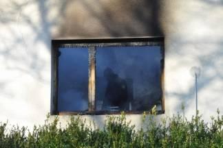 Zapalio se televizor u dnevnom boravku
