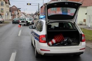 38-godišnjakinja zbog neimanja zimske opreme udarila vozilom u parkirano vozilo