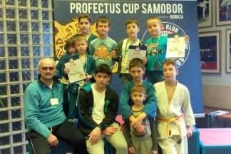 Najmlađi džudaš Niko Radić se okitio zlatom na međunarodnom turniru