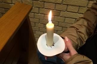 Uz blagoslov svijeća katolički vjernici obilježili blagdan Svijećnice