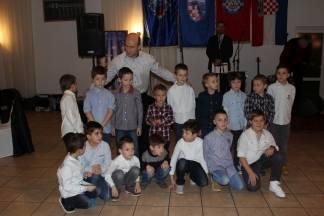 Donatorska večer NK Slavonije: ¨Ujedinili smo crvenu i plavu boju¨