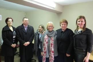 Udruga slijepih iz Pleternice ugostila australsku veleposlanicu Susan Cox