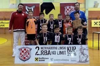 Mladi nogometaši NK Slavonija osvojili međunarodni turnir u Virovitici