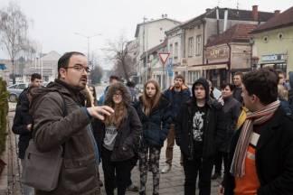 Posjetili istraživački centar:¨Oprema za rad učenika je vrijedna 2 i pol milijuna eura¨