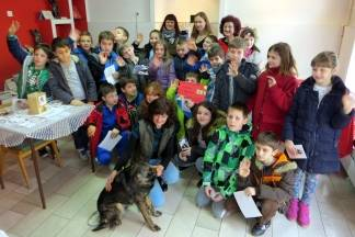 Učenici uštedjeli 700 kuna od džeparca i donirali ih za napuštene životinje