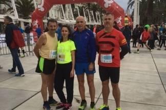 Pisarović, Brus i Delišimunović nastupili na splitskom polumaratonu