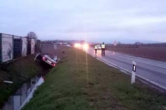 Za prometnu nesreću u Završju krivi alkohol i brzina