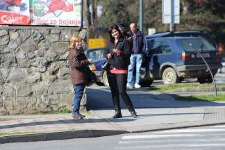 Sunčana šetnja gradom: Pleternica i Kutjevo, 2.3.2016.