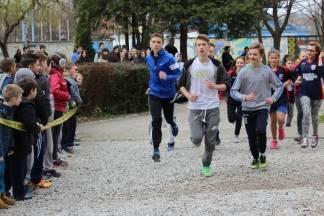 Medaljica Cesarica - dobrovoljno trčanje učenika za djecu s teškoćama