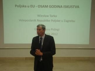 Poljski veleposlanik: Europa je okvir za rješavanje problema