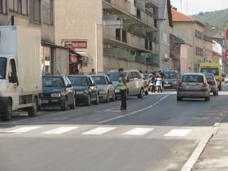 Ujutro opet djelomična obustava prometa u Radićevoj