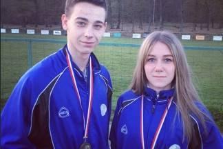 Valentin Vidović i Nikolina Prša osvojili bronce na prvenstvu Hrvatske u boksu