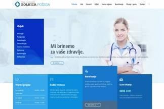 Požeška bolnica: Na novim internetskim stranicama naručite se i otkažite pregled