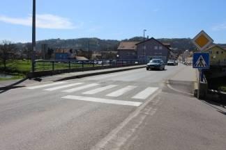 Vozači pažljivo: Obilježen novi pješački prijelaz kod mosta u Primorskoj ulici