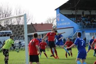 Slavonija pobijedila Croatiju 4:1, Ančurovski donio Slaviji nova tri boda