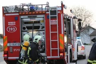 Vatrogasci ispumpavali podrume, otvarali vrata i nadzirali izgaranje dimnjaka
