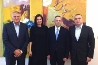 Ministar kulture obećao potporu za završetak knjižnice u Požegi te uređenje multimedijske dvorane u Pleternici