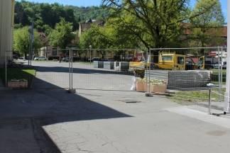 Kreće uređenje Trga sv. Terezije, pogledajte zadnje fotografije prije početka radova