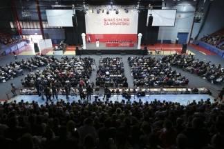 Zdravko Ronko izabran u Predsjedništvo SDP-a, Nada Del Vechio i Marijan Cesarik u Glavni odbor