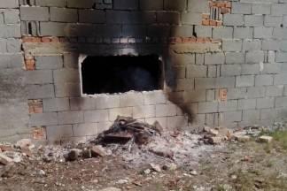 ¨Susjed je palio vatru pored moje drvarnice, zvao sam 112, nitko nije došao¨