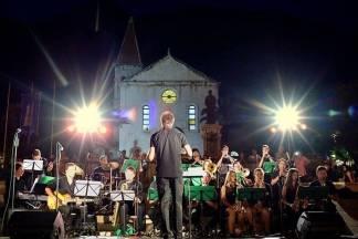 Koncert Big Banda Makarska u nedjelju u Gradskom kazalištu Požega