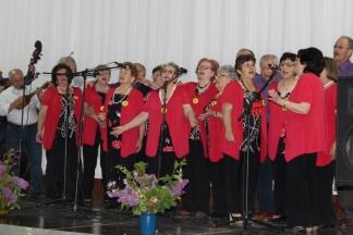 Matica umirovljenika Velika: Koncert pjevačke skupine Ledena berba
