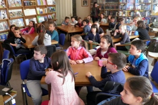 Kviz iz lektire: Osnovnoškolci se natjecali i tako promovirali čitanje