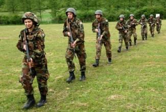 Ročnici u akciji: Vojna vježba u Novom Selu